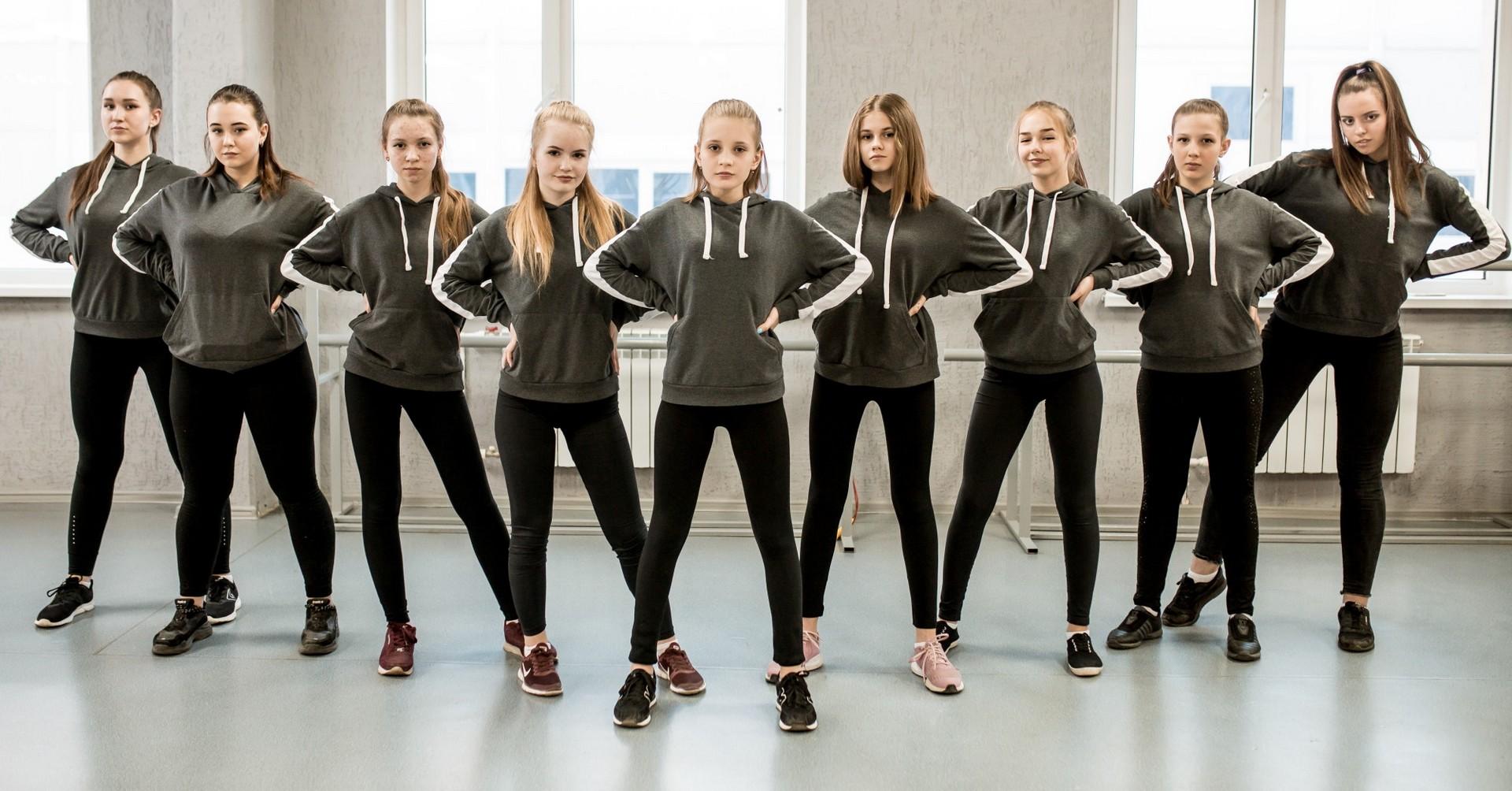 Коллектив современного танца «Up style» - 1