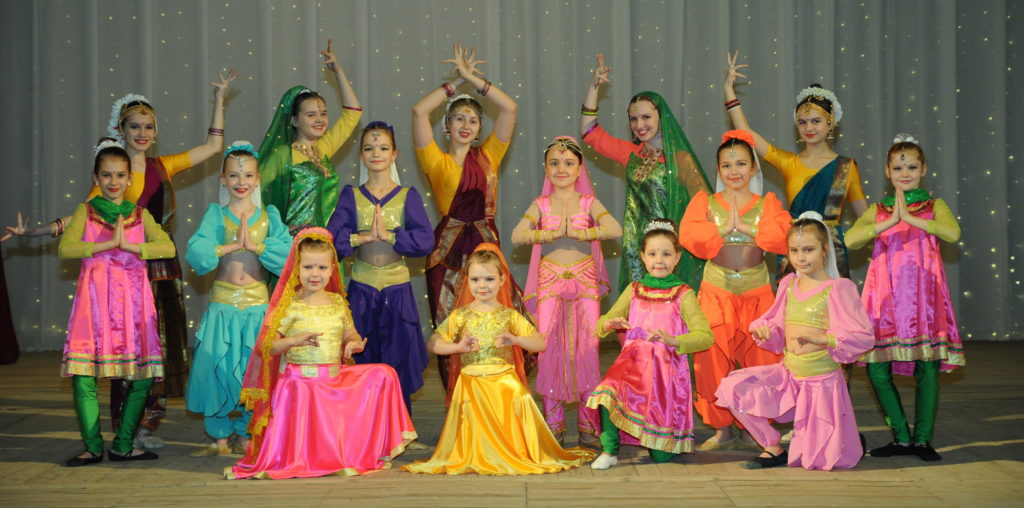 Студия индийского танца и танцев народов Азии «Савитри» - 1