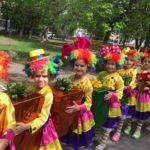 Коллектив современного эстрадного танца «Жемчужина», Лучики