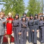 Народный коллектив студия эстрадного танца «Ритм-балет»