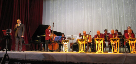 ЗАСТАВКА Сергей Михалёв и эстрадно-джазовый оркестр Саратов-Бэнд