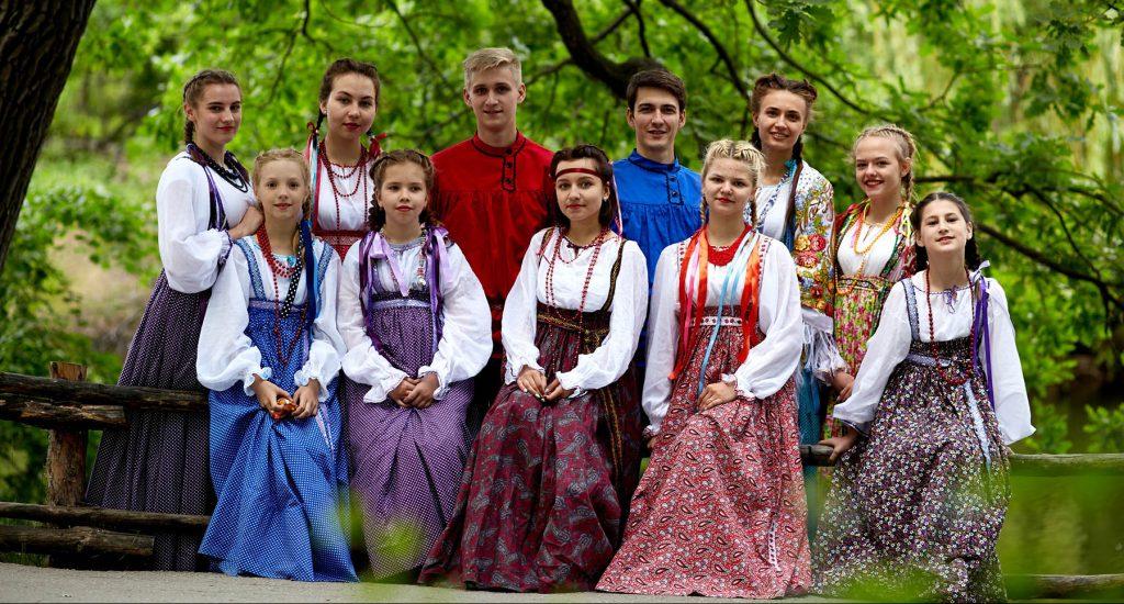 Ансамбль эстрадно-народной песни «Ярило» - обложка