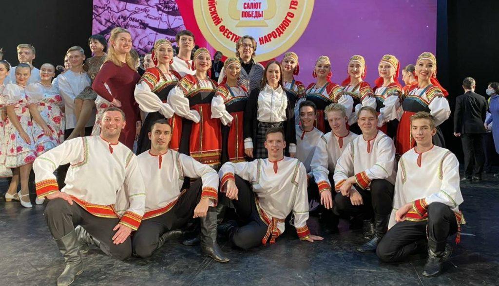 Ансамбль народного танца «Варенька»