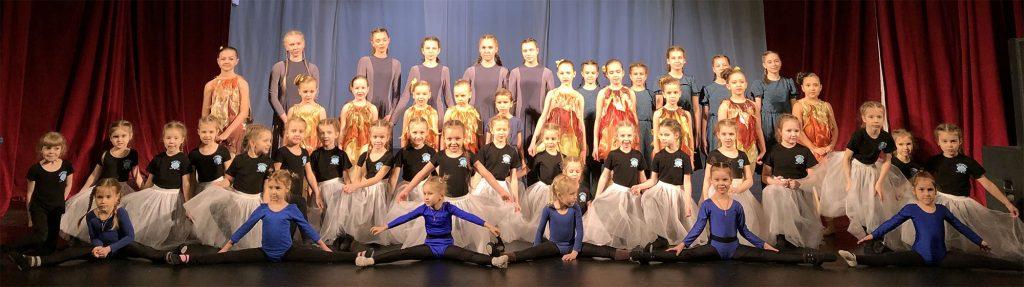 Народный коллектив современного эстрадного танца «Жемчужина»