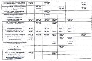 Расписание занятий 2021-2022, стр. 4